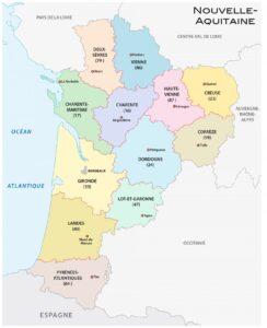 Nouvelle-Aquitaine,