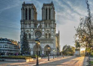 La Cathédrale Notre Dame de Paris,