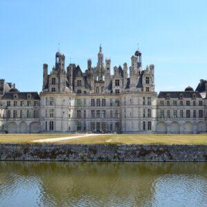 Château de Chambord,