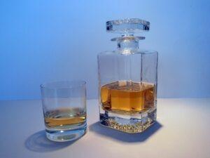 L'élégance des whiskies Français,
