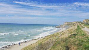 Les plages de la région des Hauts de Gironde,