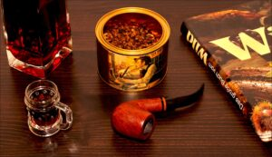 Tabac Pipe Whisky,