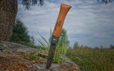 Le couteau opinel : création, histoire, fabrication et marque