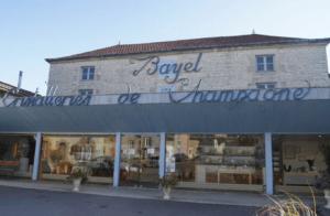 Cristallerie d'art à Bayel,