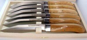 Les couteaux artisanaux corse,