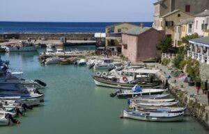 Port de pêche de Centuri,