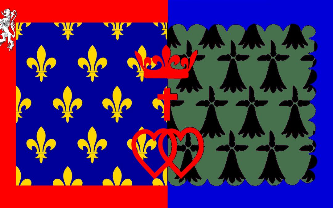 La région des Pays de la Loire