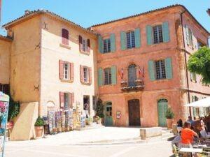 Village du Roussillon Provence-Alpes-Côte d'Azur