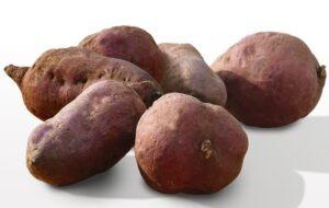 Présntation de la patate douce
