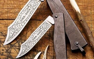 La coutellerie Douk Douk, une renommée engendrée par des produits de haute qualité