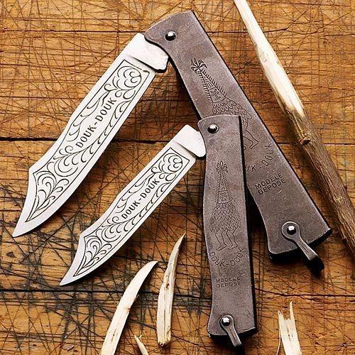 le Couteau douk douk