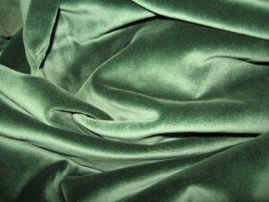 Tissus de velours Green de Luxe,