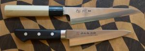 Couteau de cuisine japonais Honesuki,