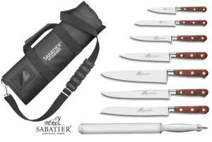 Malette couteaux Sabatier,r,